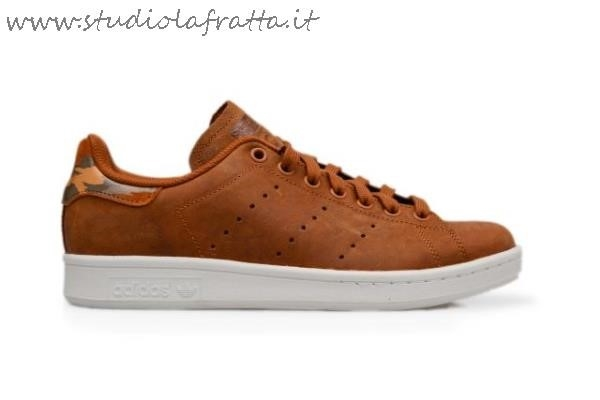 Stan Smith Marrone