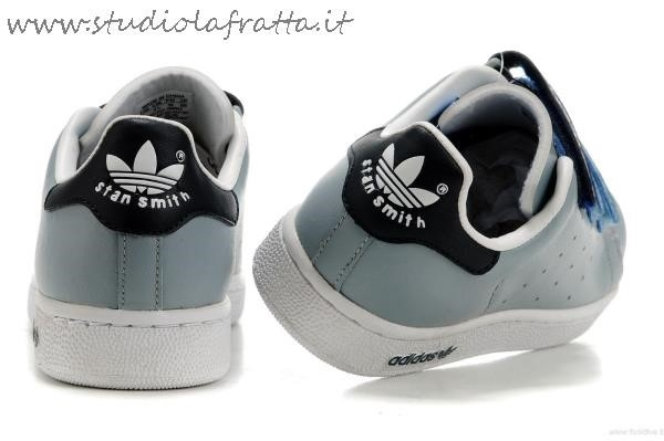 Stan Smith Grigio