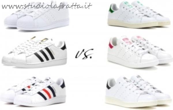 Stan Smith Vs Superstar Adidas