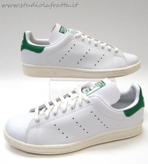 Stan Smith Verde Scuro