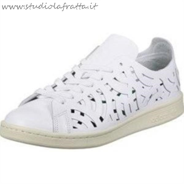 Adidas Stan Smith Pitonate Bianche