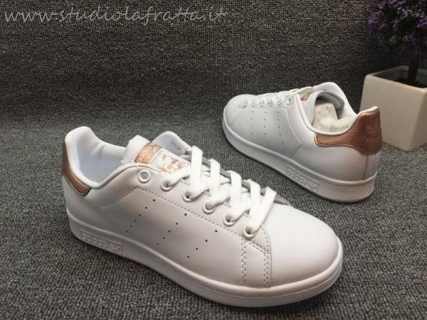 Stan Smith Oro Dietro