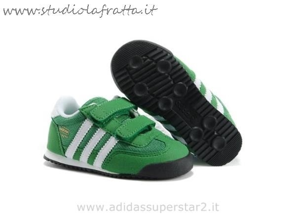 Adidas Stan Smith Verdi Bambino