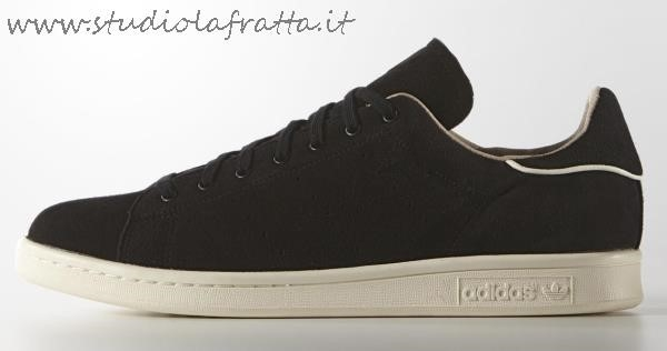 Stan Smith Black Made In Germany
