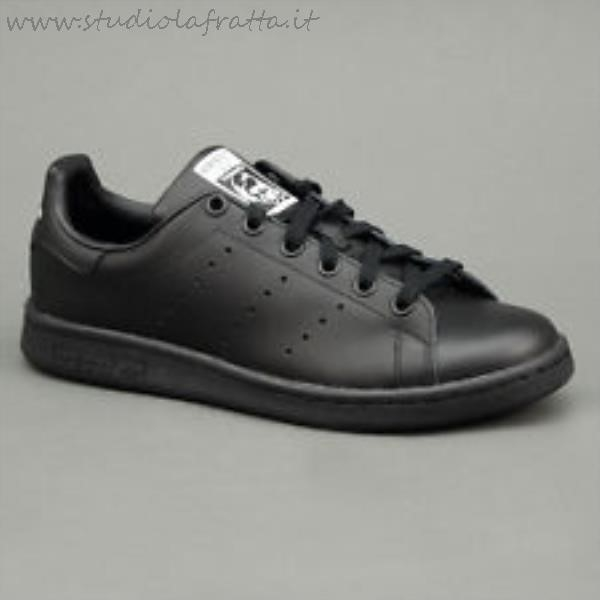 Stan Smith Nere Pelle
