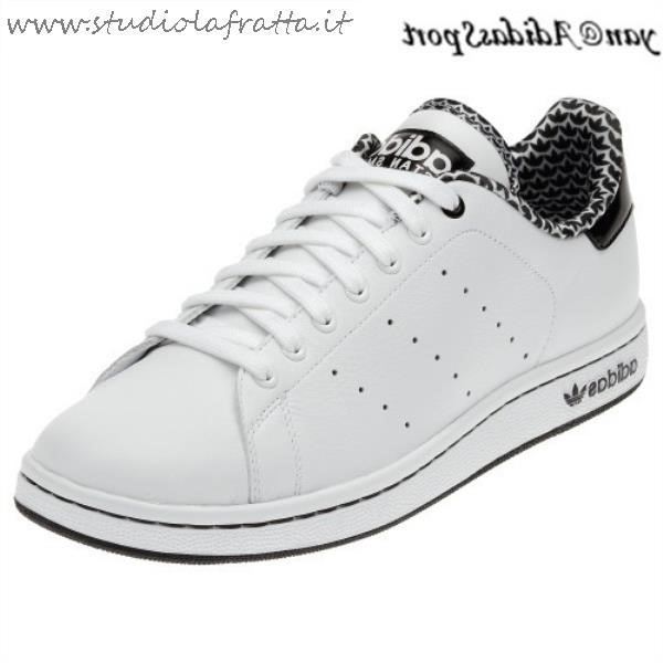 Stan Smith Nere Scamosciate