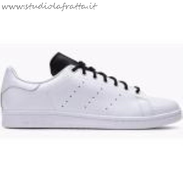 Stan Smith Bianche Nere