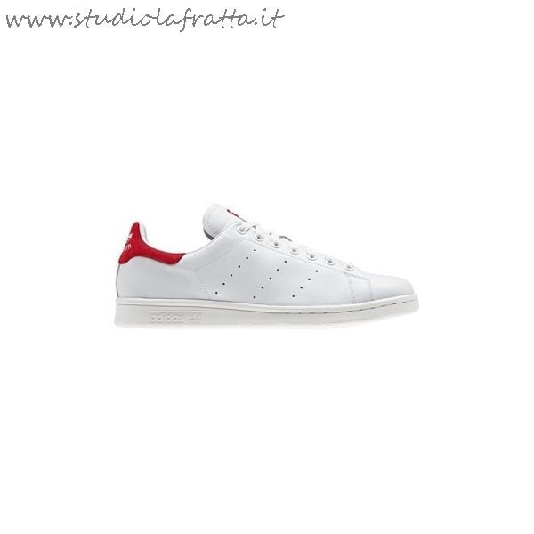 Stan Smith Bianche Leopardate