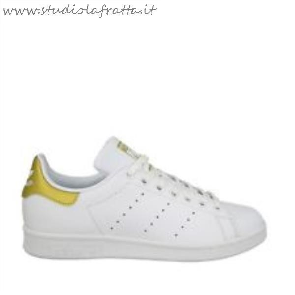 Stan Smith Bianche E Zebrate