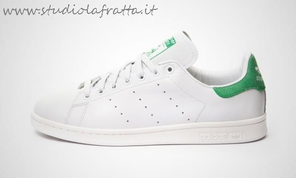 Stan Smith Rosse Zig Zag