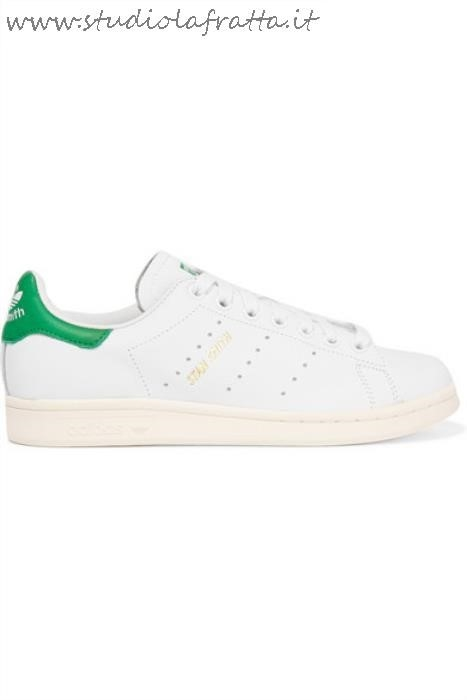 Stan Smith Blu Velluto