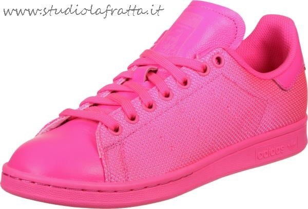 Stan Smith Rosa Fluo