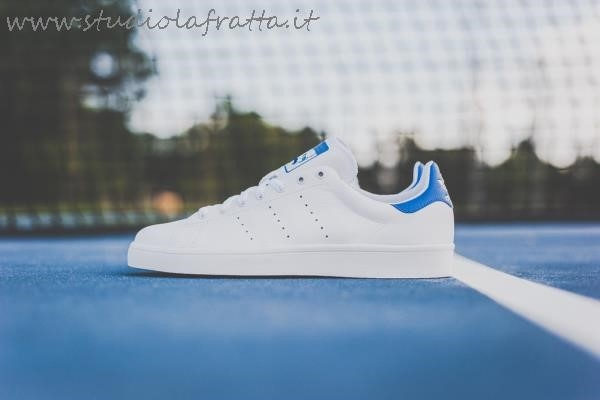 Stan Smith Azzurre