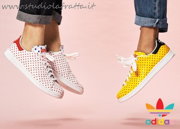 Stan Smith Adidas X Pharrell
