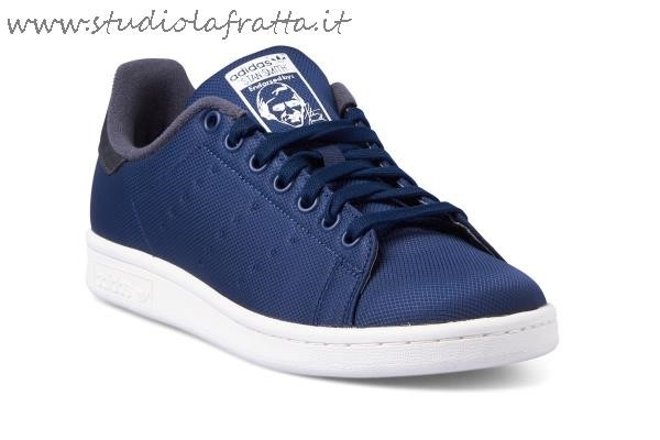 Adidas Stan Smith Blu Navy
