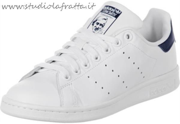 stan smith adidas blu navy