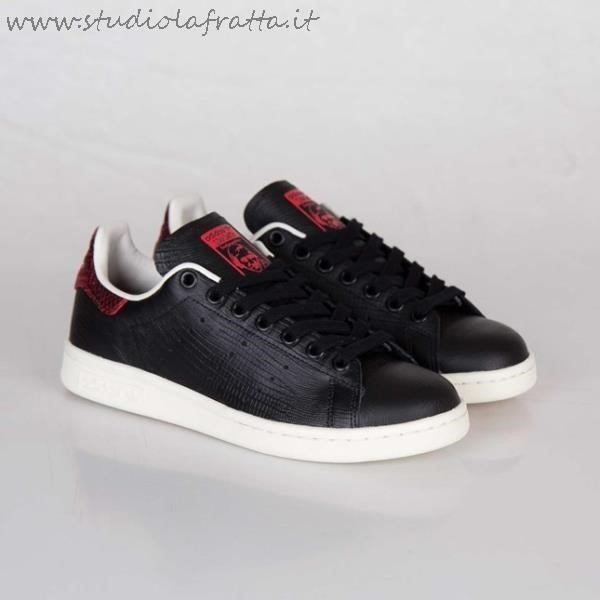 adidas star smith bianche e nere