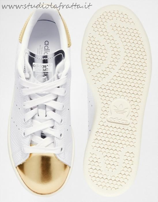 Stan Smith Scarpe Oro