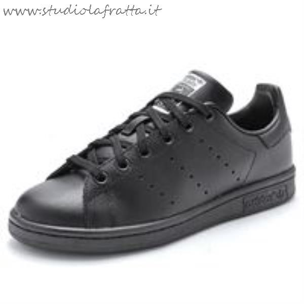 Stan Smith Oro E Nere