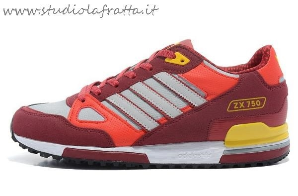 Adidas Zx 750 Gialle