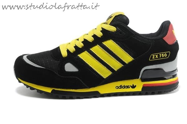 Adidas Zx 750 Gialle Nere