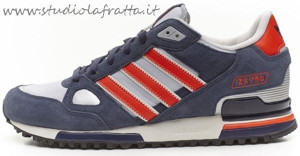 scarpe adidas uomo zx 750