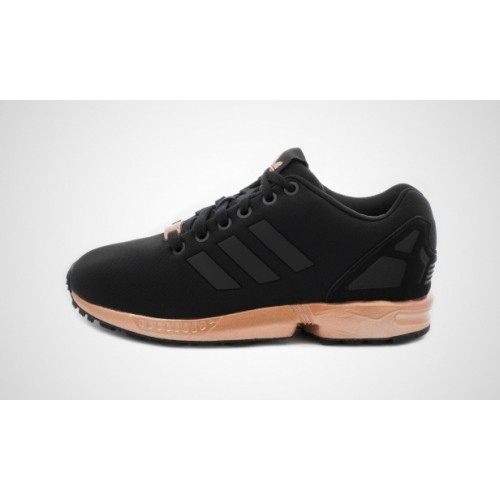 scarpe adidas donna zx flux oro