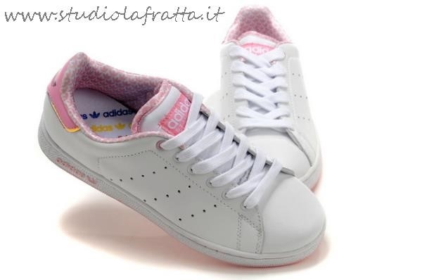 Adidas Stan Smith Rosa Chiaro