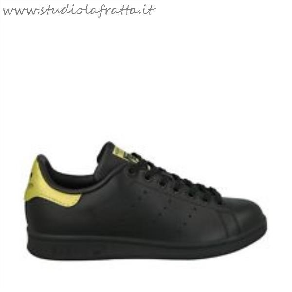 Stan Smith Nere E Dorate