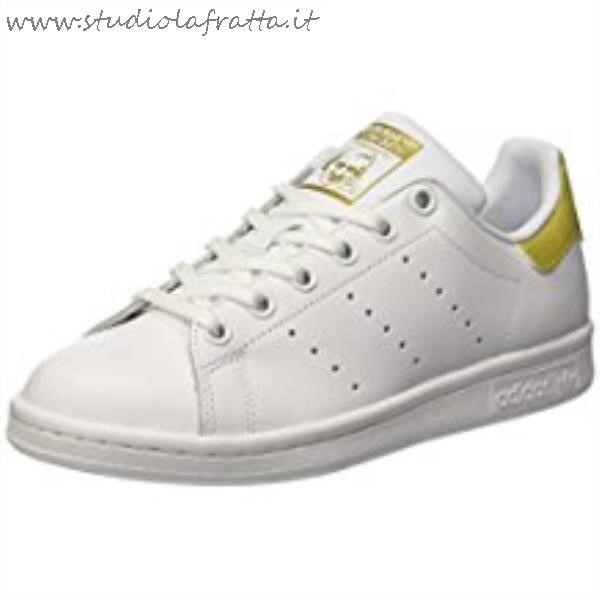 Adidas Stan Smith Bianche Nere