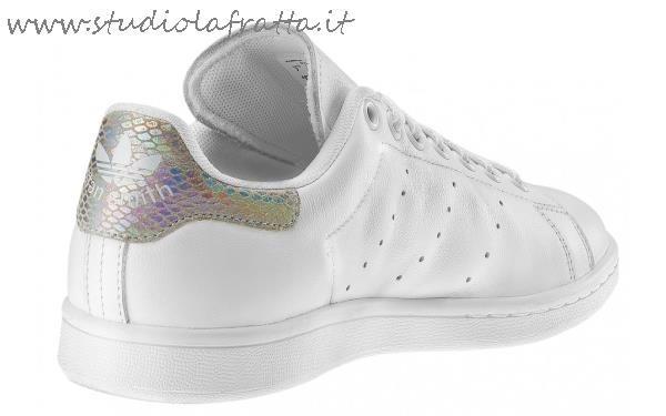 Adidas Stan Scarpe Smith Studiolafratta it Bianche U00Wnxv