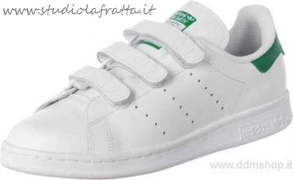 stan smith taglia