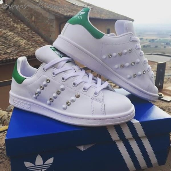 Adidas Stan Smith Con Borchie
