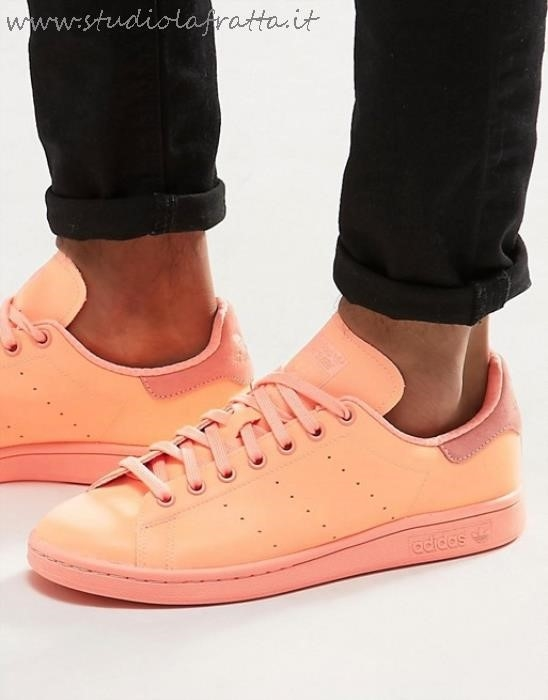 Adidas Stan Smith Arancioni