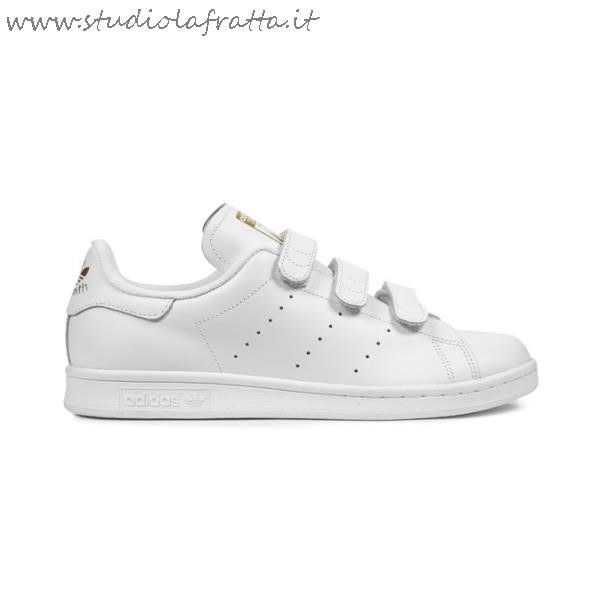 Adidas Stan Smith Con Strappi