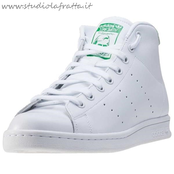 Adidas Stan Smith In Tessuto