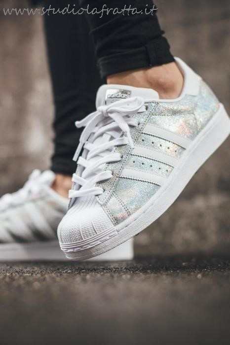 Stan Smith Adidas Brillantini
