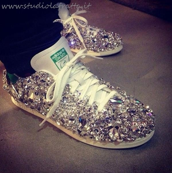 adidas stans smith strass
