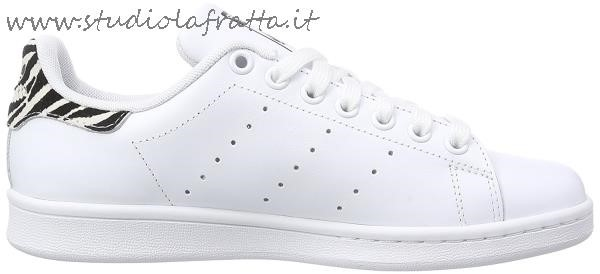 Scarpe Stan Smith Zebrate