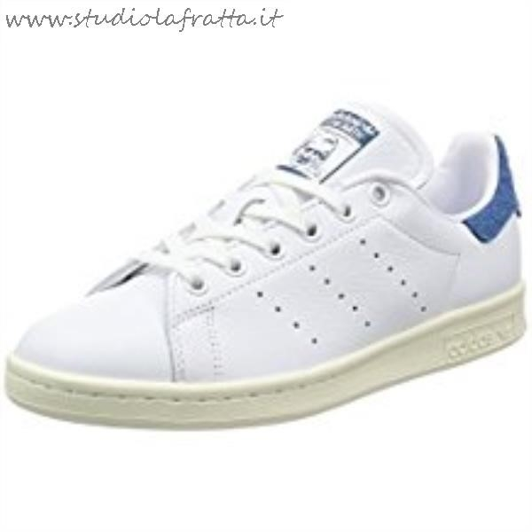 Adidas Stan Smith Blu Amazon