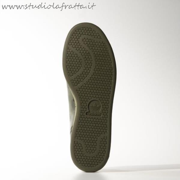 Adidas Stan Smith Verde Militare