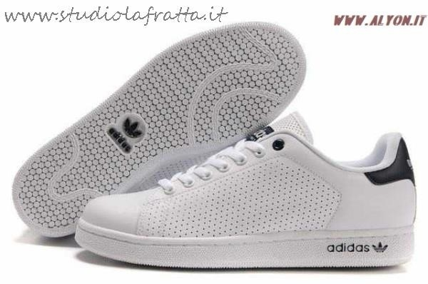 Stan Smith Nere Bianche