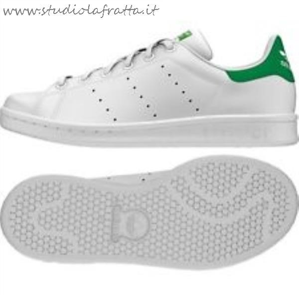 Stan Smith Bianche Maculate