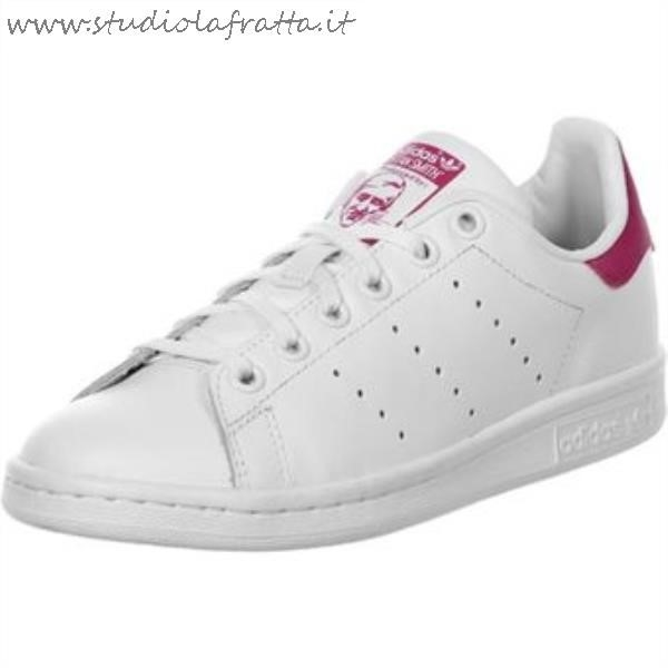 Stan Smith Bianche E Fucsia