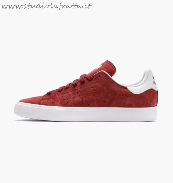 Stan Smith Bianche E Bordeaux
