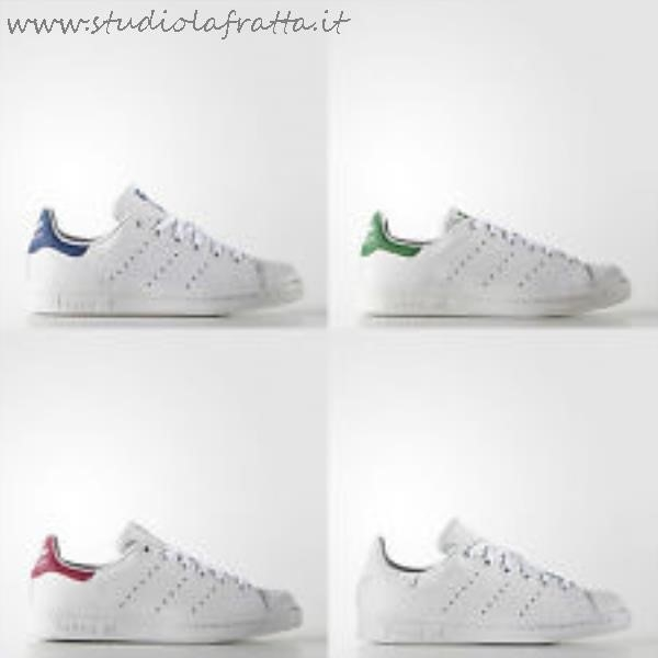 Stan Smith Coccodrillo