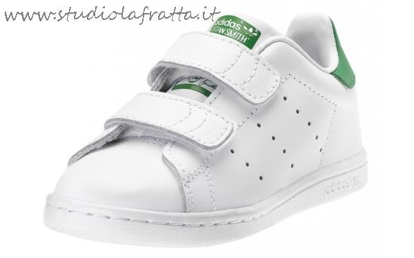 Stan Smith Con Strappi
