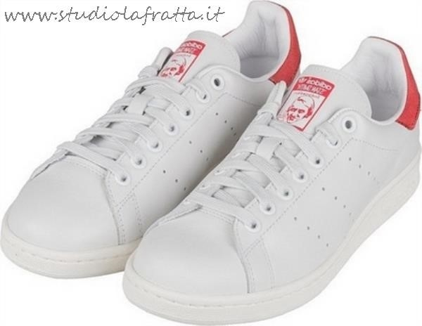 Stan Smith Rosso
