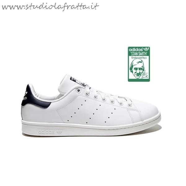 Stan Smith Pitonate Bianche